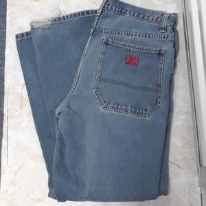 DIESEL VTG. high waisted jeans sz. 34